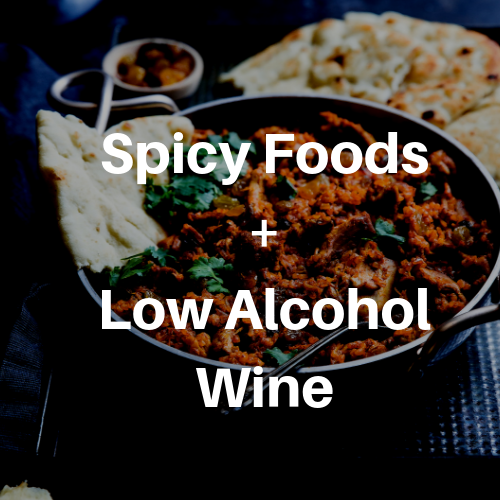 best wine for spicy foods