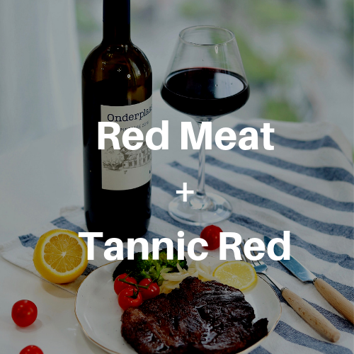 best wine for red meat